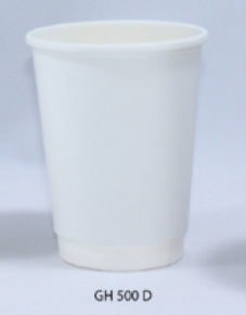 12oz Double wall paper cup M.o.q 500pcs PAPER CUPS PAPER PRODUCTS Kuala Lumpur (KL), Malaysia, Selangor, Kepong Supplier, Suppliers, Supply, Supplies   RS Peck Trading