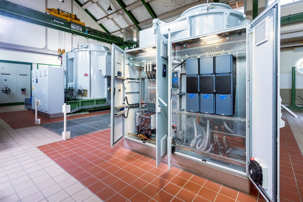 Danfoss Variable Speed Drive Installation, Testing & Commissioning - GDC Plant 1