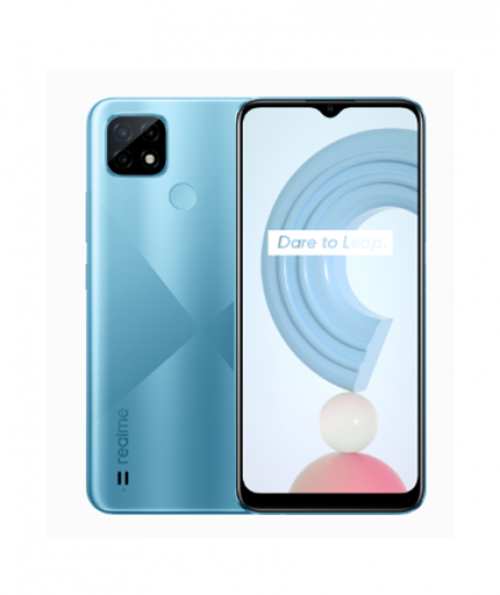 REALME C21 WITH PLAN
