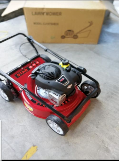 STAR 18 inch Lawn Mower with Carier  Band S Engine