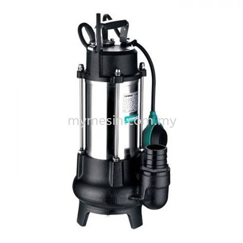 Shimge WVS (D) Submersible Steel Submersible Sewage Pump