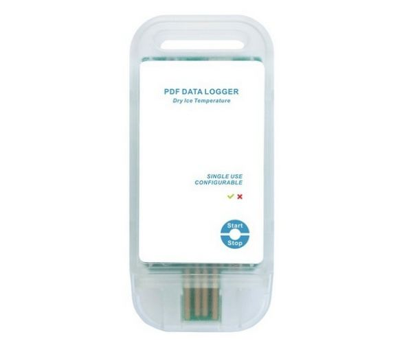 ET-YXUP-170 Single Use Ultra Low Temperature Data Logger