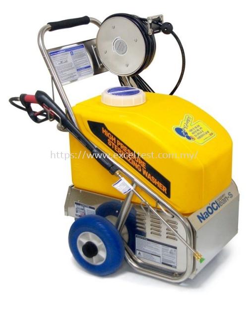 DES-WA50 - High-pressure Sterilizing Washer