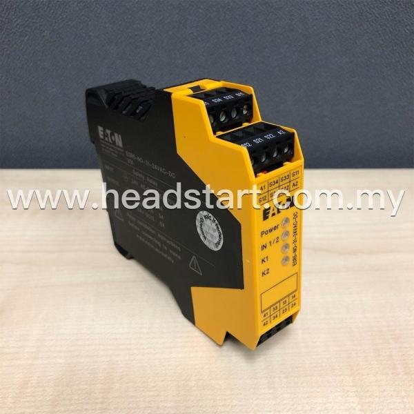 EATON SAFETY RELAY ESR5-NO-31-24VAC-DC MALAYSIA Relay EATON Selangor, Kuala Lumpur (KL), Shah Alam, Malaysia Supplier, Suppliers, Supply, Supplies | Headstart Technologies Sdn Bhd