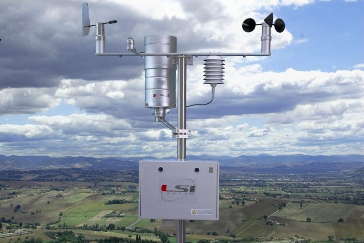 ExcelTest - LSI Automatic Weather Station (Customizable)
