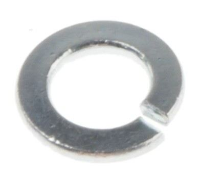 526-798 ZnPt steel 1 coil spring washer,M2.5
