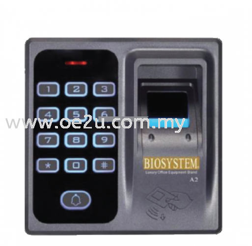 BIOSYSTEM A2 Stand-alone Door Access Control