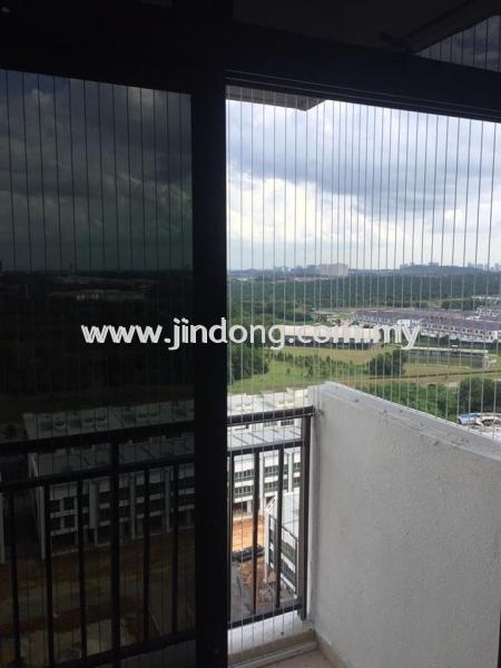 D'Summit Residence Invisible Grille ÒþÐηÀµÁÍø Johor Bahru (JB), Malaysia, Ulu Tiram Supplier, Suppliers, Supply, Supplies | Jin Dong Invisible Grille & Jin Dong Steel Works (M) Sdn Bhd