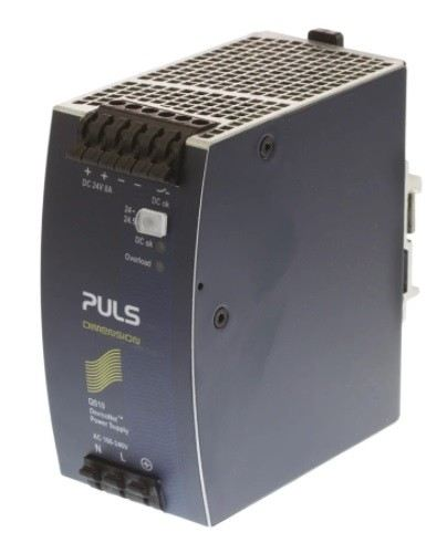QS10.DNET PULS DIMENSION Q Switch Mode DIN Rail Panel Mount Power Supply 100 → 240V ac Input Voltag