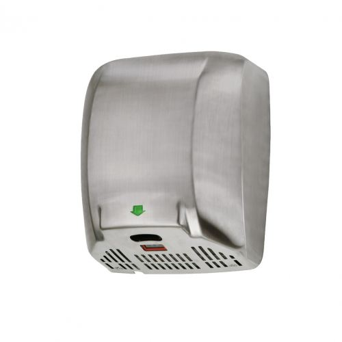 K2009 Stainless Steel 304 Polished High Speed Hand Dryer