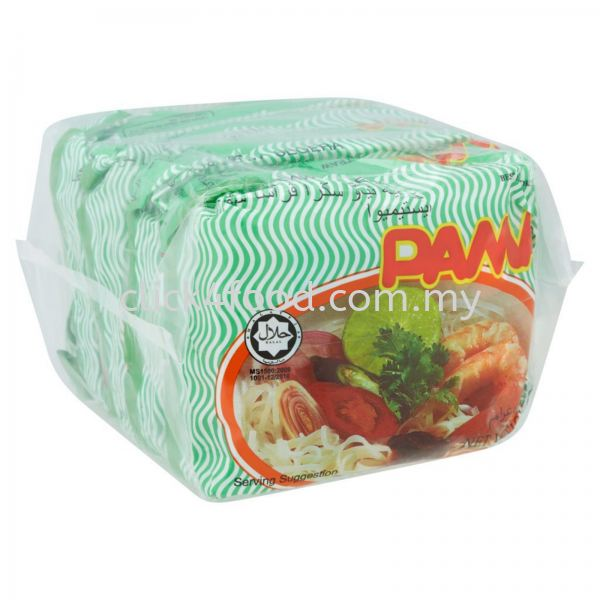 Pama Inst Kuay Teow 55g x5 Noodles Selangor, Malaysia, Kuala Lumpur (KL), Batu Caves Supplier, Delivery, Supply, Supplies   GS Food Online Services