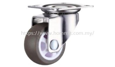 Plate Wheel Castor Furniture Rollers & Castors Selangor, Malaysia, Kuala Lumpur (KL), Klang Supplier, Suppliers, Supply, Supplies   HOMMIT HARDWARE TRADING SDN. BHD.