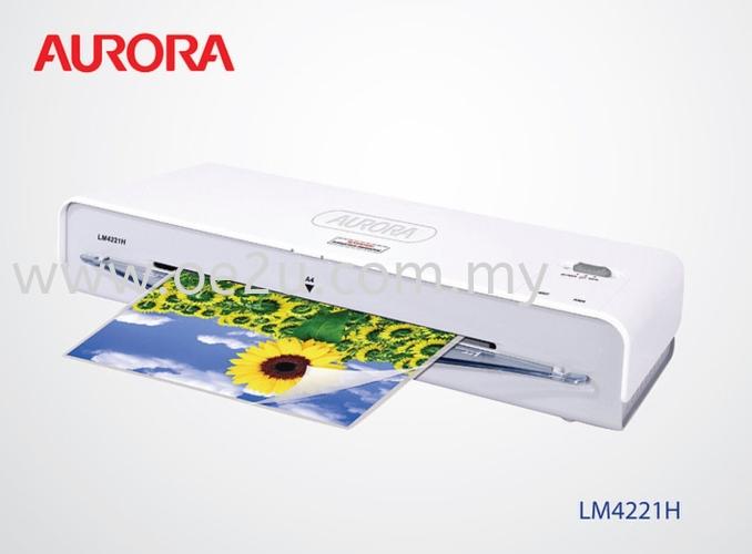 AURORA LM4221H Office Use A4 Laminator