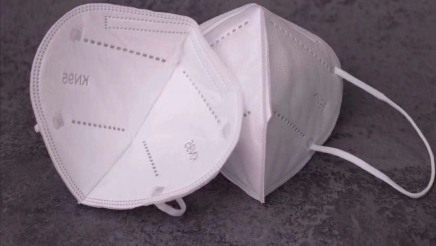 KN95 - ISO Certified KN95 Mask Top Quality 5 ply
