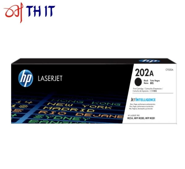 HP Laserjet 202A Original Toner Refurbished (Black) 50% Balance