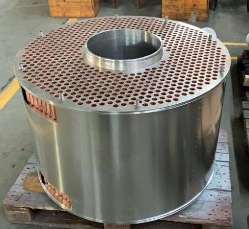 Compressor Air/Oil Cooler Heat Transfer / Heat Exchanger Selangor, Kuala Lumpur (KL), Malaysia Supplier, Suppliers, Supply, Supplies | Complete Solutions Engineering Sdn Bhd