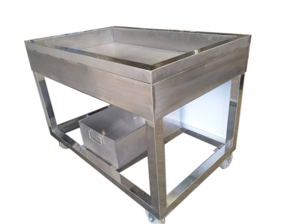 Steel Table Top Wagon Metal Products Selangor, Malaysia, Kuala Lumpur (KL), Sungai Buloh Supplier, Suppliers, Supply, Supplies | Sign Net Advertising Services Sdn Bhd