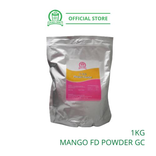 Mango Flavor Drink Powder GC 1kg - Local's Favourites   Flavor Bubble Tea   Smoothies   Ice Blen