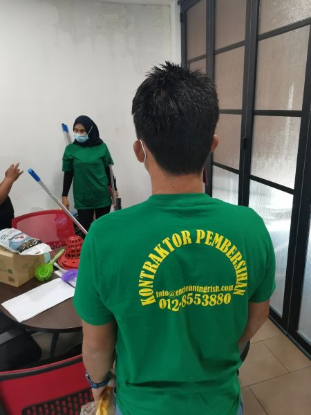 Start today 3 full time industrial cleaning 25.05.2021 Industry Cleaning Selangor, Malaysia, Kuala Lumpur (KL), Ampang Service | SRS Group Enterprise