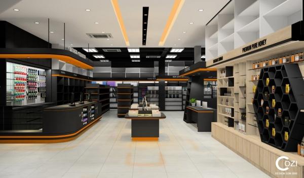 Bookshop at Sungai Petani Bookshop 2. Commercial Project Penang, Malaysia, Butterworth Design, Renovation, Contractor, Services   Cozi Design Sdn Bhd