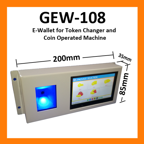 E-Wallet System