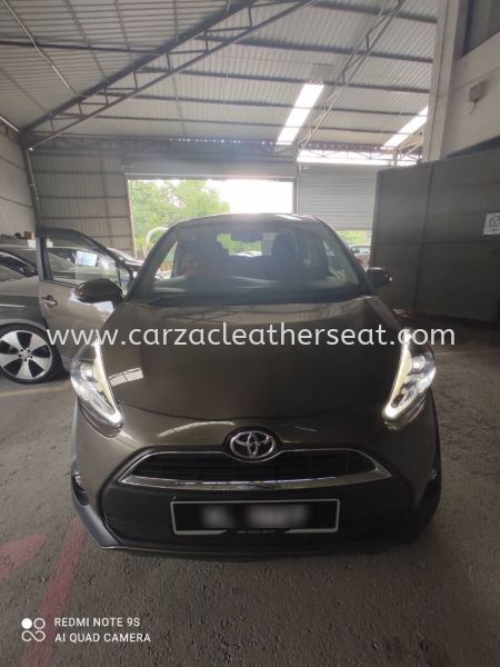 TOYOTA SIENTA STEERING WHEEL REPLACE SYNTHETIC LEATHER Steering Wheel Leather Cheras, Selangor, Kuala Lumpur, KL, Malaysia. Service, Retailer, One Stop Solution | Carzac Sdn Bhd