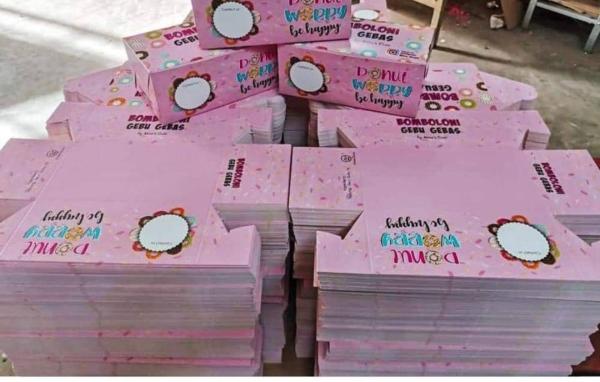 Packaging Box Johor Bahru JB Taman Universiti Printing Services | Hotali Printing