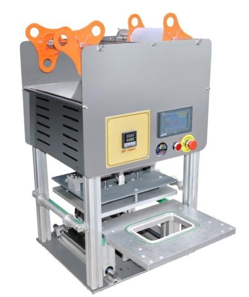 Desktop cup sealing machine Cup Sealing Machine Packaging Equipment Penang, Malaysia, Selangor, Kuala Lumpur (KL), Perai, Shah Alam Supplier, Suppliers, Supply, Supplies   Kimah Industrial Supplies (M) Sdn Bhd