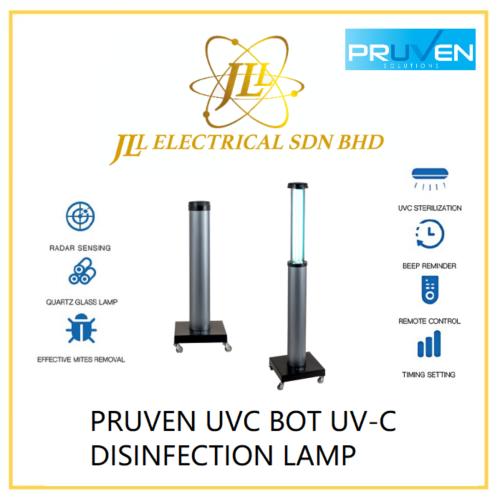 PRUVEN UVC BOT UV-C DISINFECTION LAMP