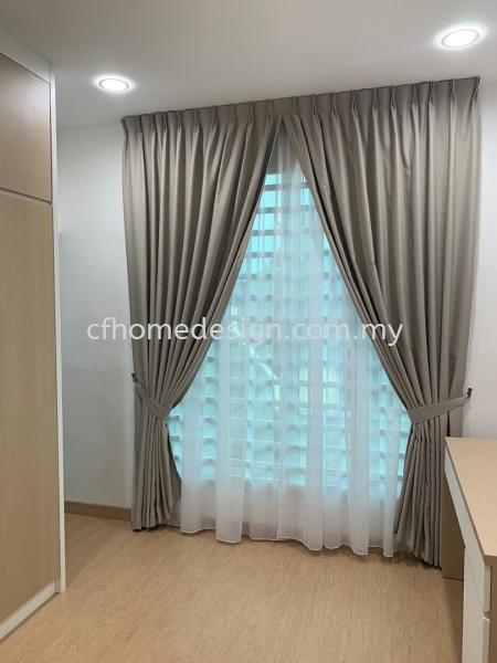 Beauty Curtains Seremban  Seremban 2 CURTAINS Seremban, Negeri Sembilan, Malaysia Supplier, Suppliers, Supply, Supplies | CF Interior Home Design