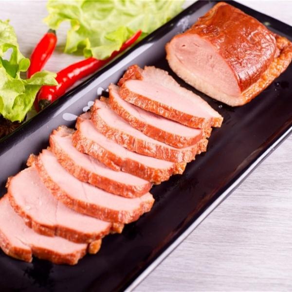 Frozen Smoke Duck Breast Meat Seasoned Food Singapore Supplier, Distributor, Importer, Exporter | Arco Marketing Pte Ltd
