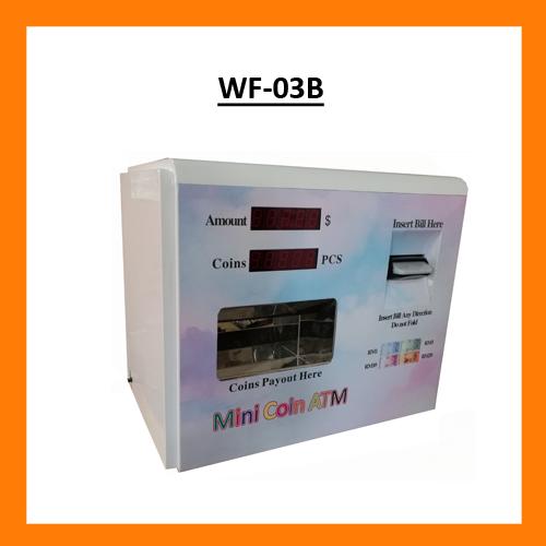 Mini ATM Coin Changer WF03B