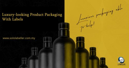 How brands gain advantage from luxury-looking packaging?