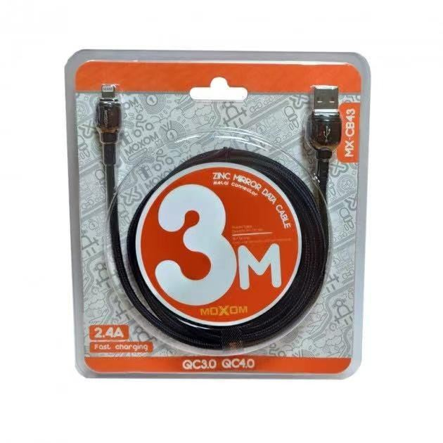MOXOM MX-CB43 FAST (3 Meters)CABLE