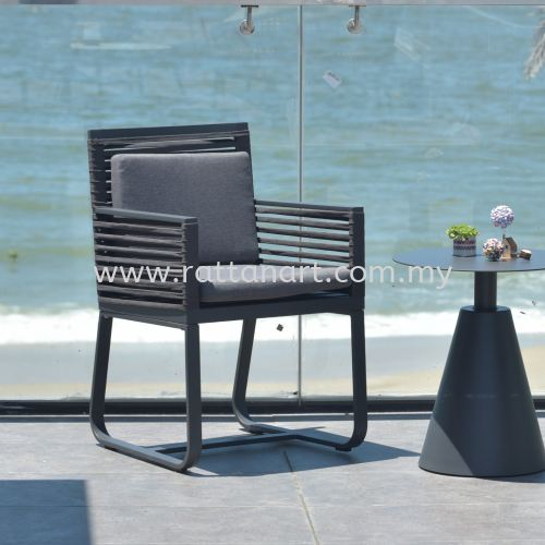 OUTDOOR DINING CHAIR FARDY