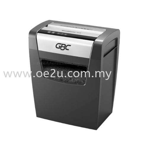 GBC ShredMaster X312 Executive Paper Shredder (Cross Cut)