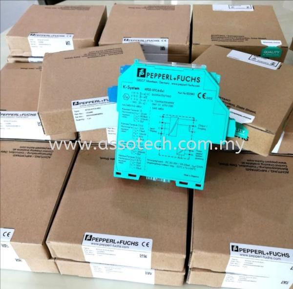 Pepperl Fuchs Barrier/ Surge Protector , Model :KFD Pepperl+Fuchs Penang, Malaysia, Bayan Baru Supplier, Suppliers, Supply, Supplies | Assotech Resources