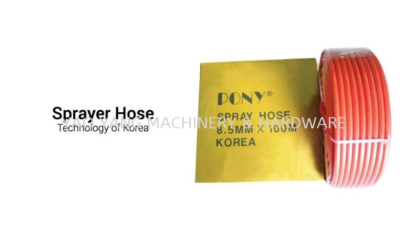 Sprayer Hose 10mmX100mm