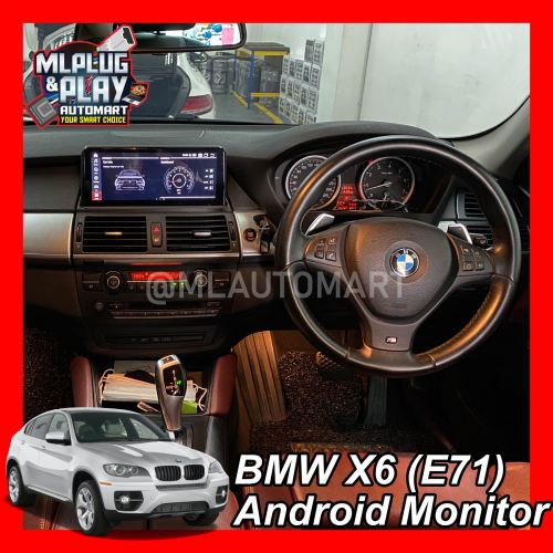 BMW X Series X6 E71 - Touch Screen Android Monitor