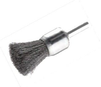 Flat End Stainless Steel Wire Decarbonising Brushes