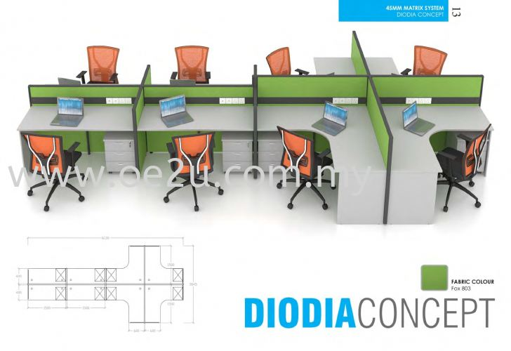 Office Workstation (DIODIA Concept)