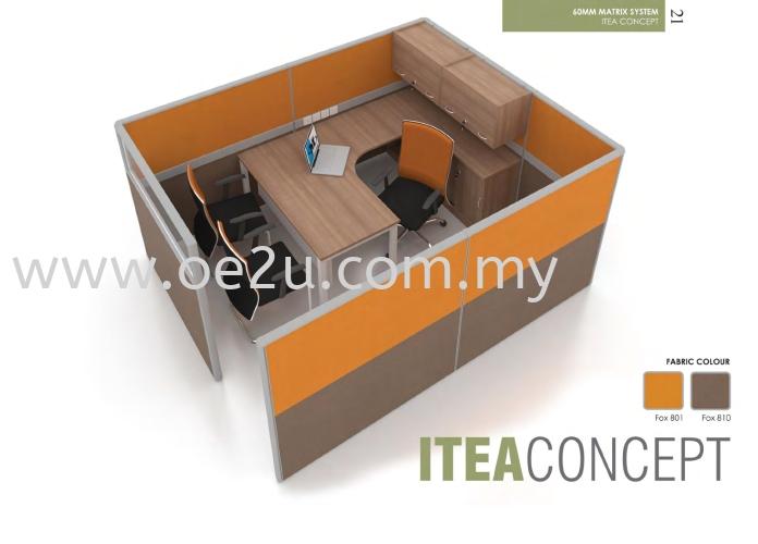 Office Workstation (ITEA Concept)