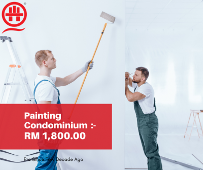 Hire Now- Condominium Owner Looking For Painting Contractor?