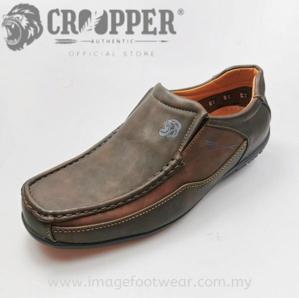CROOPPER Men Mocassin CM-83-8018 COFFEE Colour Others Men Shoes Men Shoes Malaysia, Selangor, Kuala Lumpur (KL) Retailer   IMAGE FOOTWEAR COLLECTION SDN BHD
