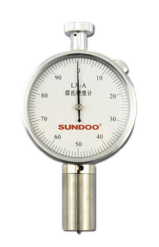SUNDOO - LX-A Series -  Shore A Durometer Hardness Testing Melaka, Malaysia, Ayer Keroh Supplier, Suppliers, Supply, Supplies   Carlssoon Technologies (Malaysia) Sdn Bhd