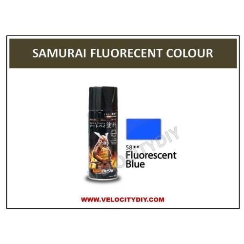 Fluorescent Blue-58