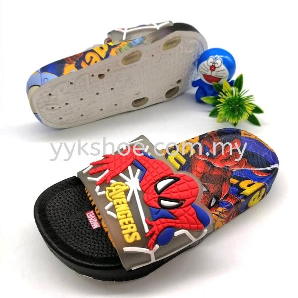 X6222SPC-BK Slipper Kids Malaysia, Kedah, Sungai Petani Supplier, Wholesaler, Supply, Supplies | YEOH YEN KEONG SDN BHD