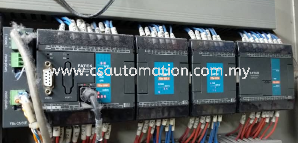 Fatex Plc FBS-60MA, FBS-16EA, Repair service on site trouble shooting.