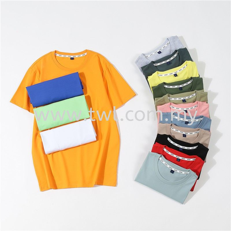 TS015 Roundneck 50S/ Cooling T-shirt