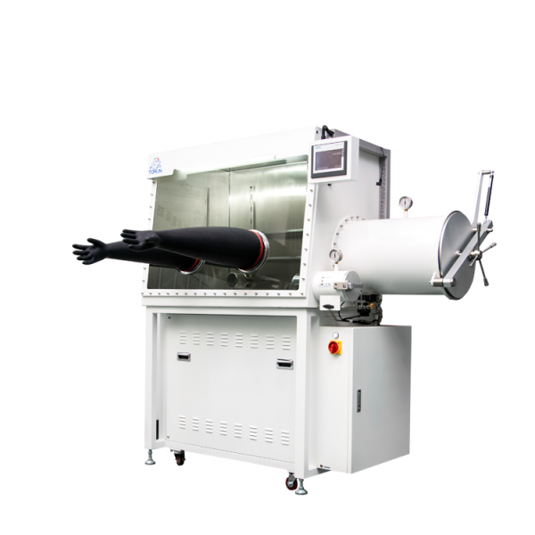Glove Box with Gas Purification System H2O & O2 < 1ppm Storage Dry Cabinet Melaka, Malaysia, Ayer Keroh Supplier, Suppliers, Supply, Supplies | Carlssoon Technologies (Malaysia) Sdn Bhd